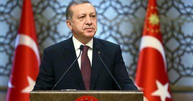 Recep Tayyip Erdoğan Sokağa Çıkma Yasağı