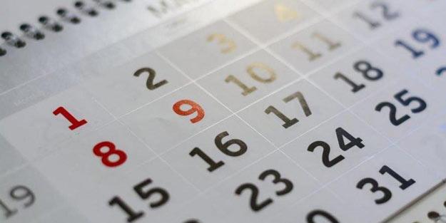 Kurban Bayramı Tatili Kaç Gün ?