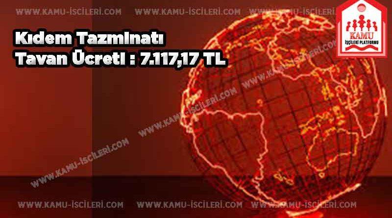 KidemTazminatiTavanUcreti2020